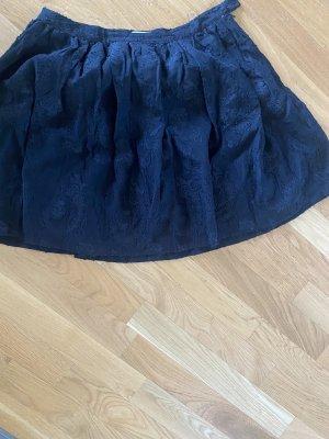 Baum & Pferdgarten Rok met hoge taille zwart
