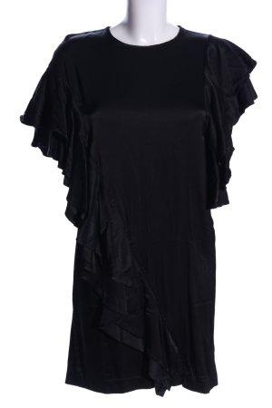 Baum und Pferdgarten Vestido estilo flounce negro look casual