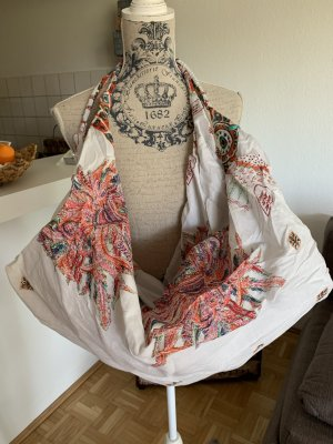 Baumwoll Bag/Tasche - Coral/White - Borsa Italy - Sweeeeeet!