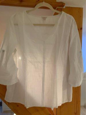 Esprit Oversized blouse wit