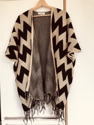 Poncho multicolored