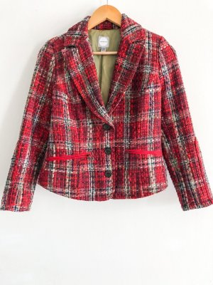 another woman Wool Blazer multicolored