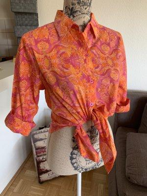 Antica Sartoria Shirt Blouse multicolored cotton