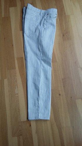 Closed Pantalone cinque tasche bianco Cotone
