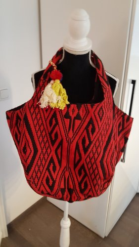 Aphorism Shopper rouge-noir