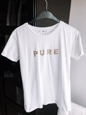 Baumwoll-T-Shirt Pure, Mango