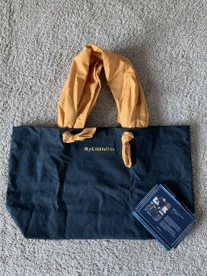 Baumwoll-Tasche mit Wechsel-Bändern