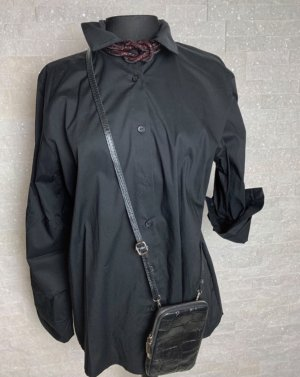 Italy Moda Colletto camicia nero