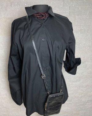 Italy Moda Cols de blouses noir