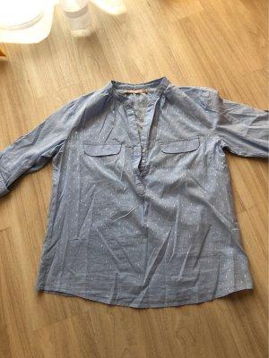 Sfera Long Sleeve Blouse azure