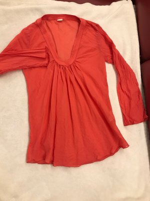 Nolita Blusa de manga larga rojo claro