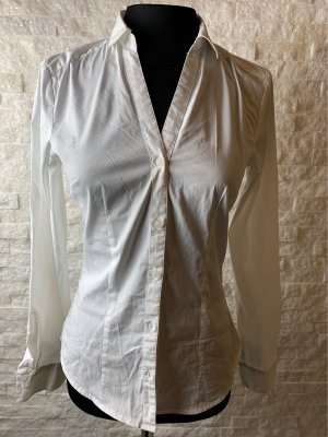 Hennes & Mauritz Blouse Collar white