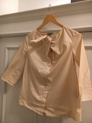 COS Tie-neck Blouse nude-pink