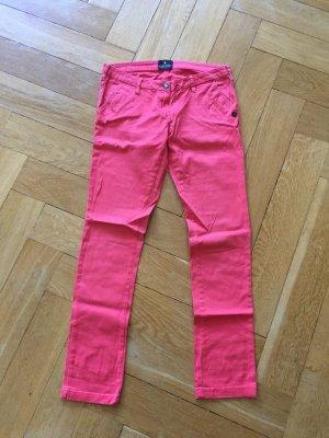 Baumwolle Chino, Pink, W 28, L 32, gerades Bein, Top Zustand