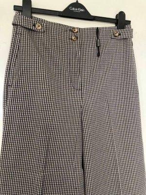 Baumwolle Culottes/Breite Hose High-Waist