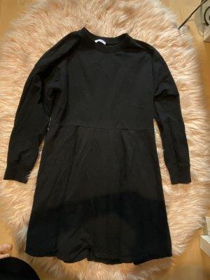 Baumwolle Kleid langarm