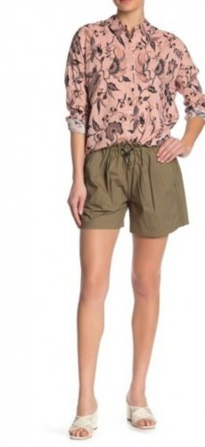 Baumwolle shorts mit elastischen Band scotch and soda Gr XS/S