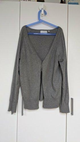 C&A Basics Knitted Cardigan grey
