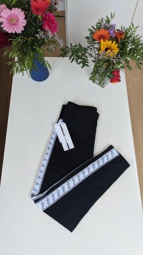 DKNY Leggings white-black
