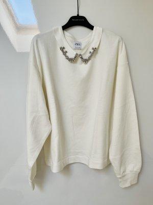 Baumwolle Sweatshirt von Zara