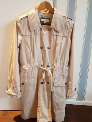 Baumwolle Trenchcoat