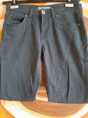 Bluemotion Spodnie materiałowe ciemnoniebieski