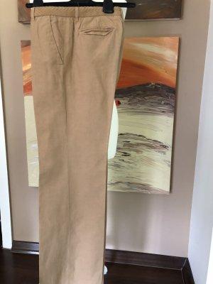 Pantalon kaki marron clair