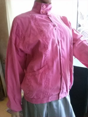 Blusón rosa Algodón