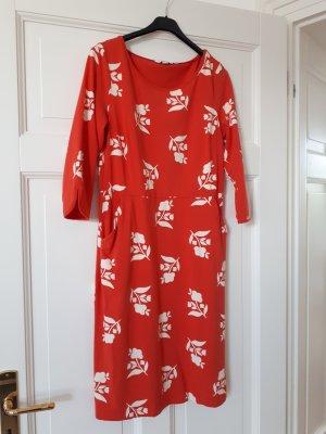 Baumwolljerseykleid mit netten Details