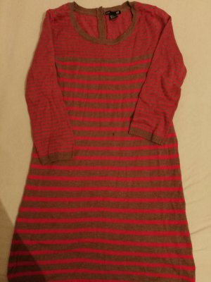 H&M Divided Woolen Dress multicolored