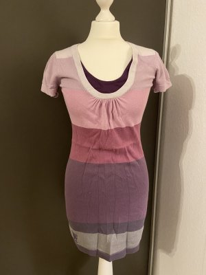 Baumwollkleid Djeannie Colourblock