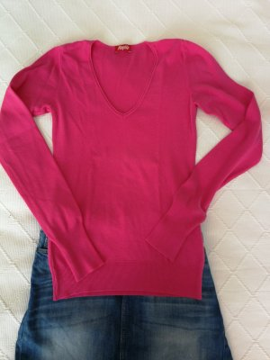 Baumwollpullover pink