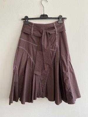 3 Suisses Godet Skirt dark brown