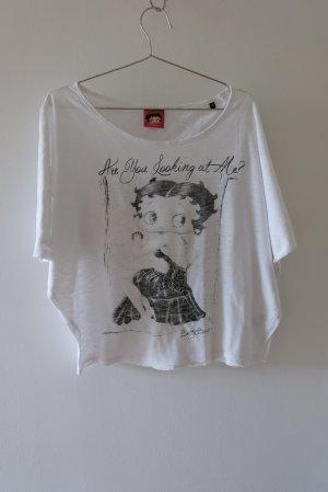 Baumwollshirt Betty Boop