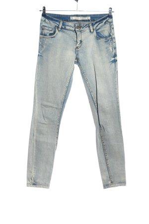 baxter Skinny Jeans blau Casual-Look