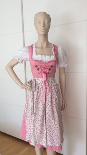 Berwin & Wolff Dirndl multicolored cotton