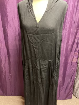 H&M BB Robe à capuche noir