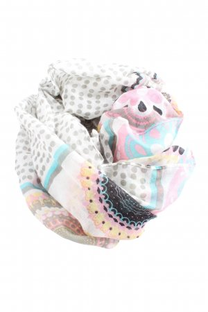 bb Snood abstract patroon casual uitstraling