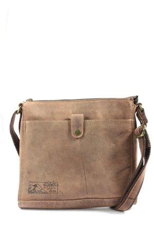 bb Gekruiste tas bruin zakelijke stijl