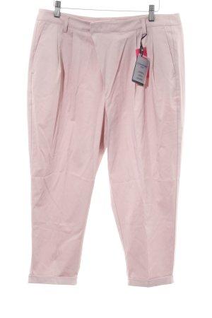 BC Pantalon 3/4 rose style décontracté