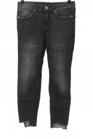 BC 7/8 Length Jeans black-light grey casual look