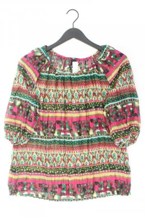 Blouse oversized multicolore polyester
