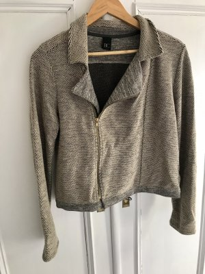 BC Collection Biker Jacket grey-cream