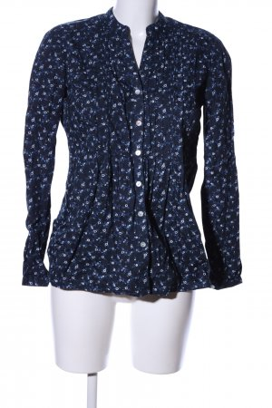BC Collection Langarm-Bluse Blumenmuster Business-Look