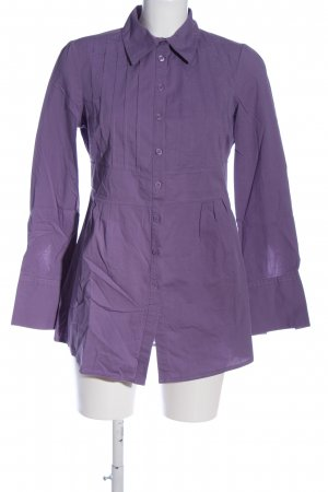 BC Collection Long Sleeve Shirt lilac casual look