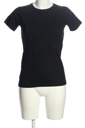 BC Collection Shirt met print zwart-wit prints met een thema casual uitstraling