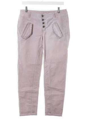 BC Collection Straight Leg Jeans dusky pink casual look