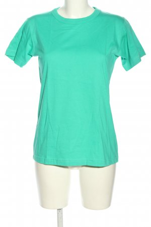 BC Collection T-Shirt turquoise casual look
