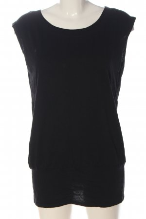 BC Collection Tanktop zwart casual uitstraling
