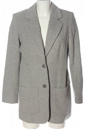 BC Collection Wool Blazer light grey flecked business style